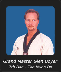 Grandmaster Glen Boyer